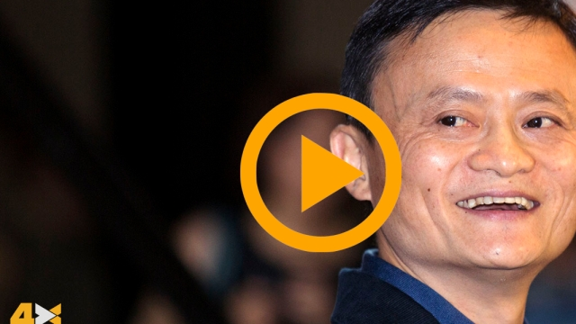 Alibaba Jack Ma's mind-blowing speech on AI & pay-with-your-face technology in Germany