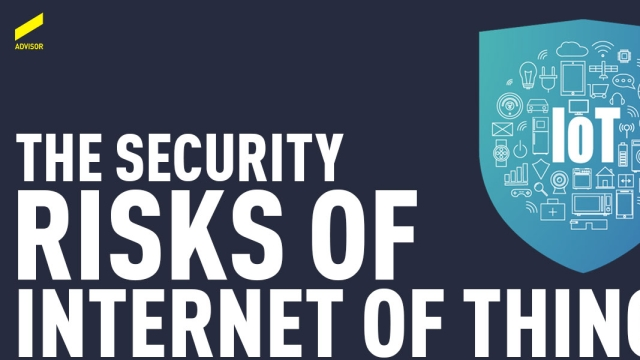 The security risks of Internet of Things