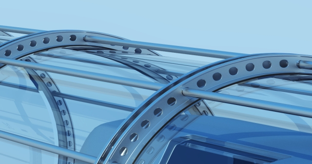 On the fast track: Hyperloop