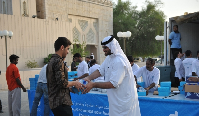 du's on-the-job training provides vocational experience for Emirati students