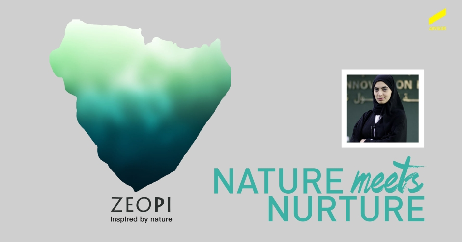 Nature meets nurture: Zeopi