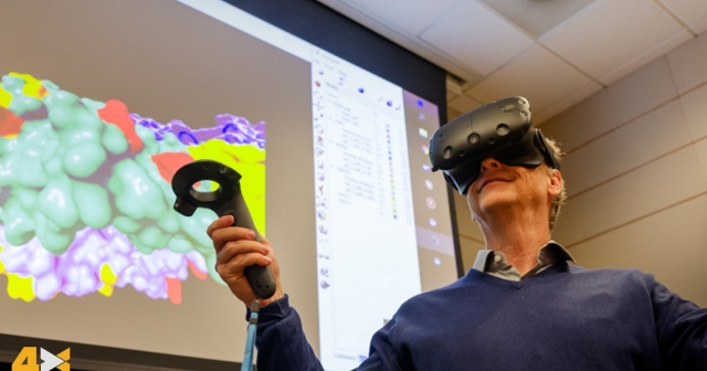 Here's How Virtual Reality Can Help Fight Disease
