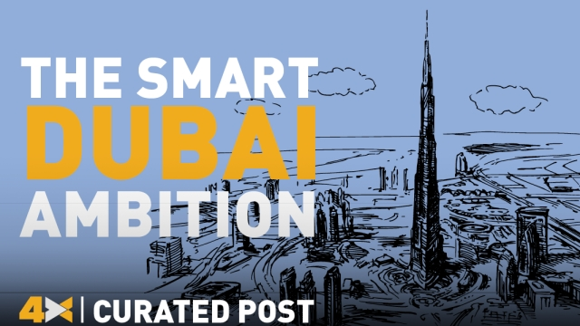 The Smart Dubai ambition