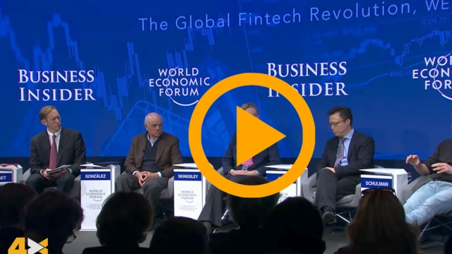 Davos 2017 – The Global Fintech Revolution