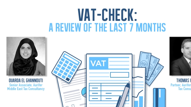 VAT-check: How far has your business come?
