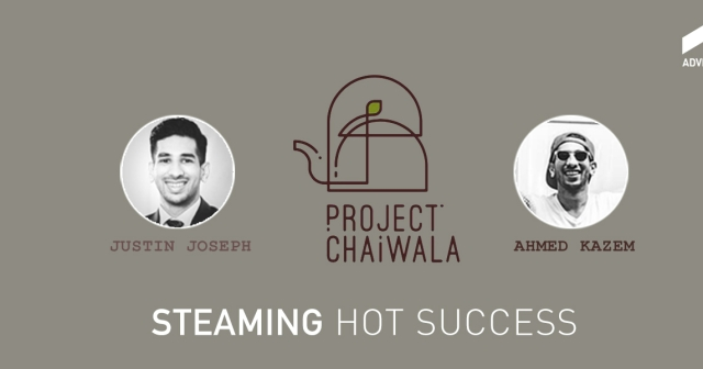 Project Chaiwala: Steaming hot success