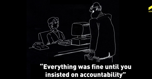 How to create a culture of accountability