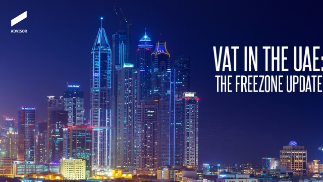 VAT in the UAE – The freezone update