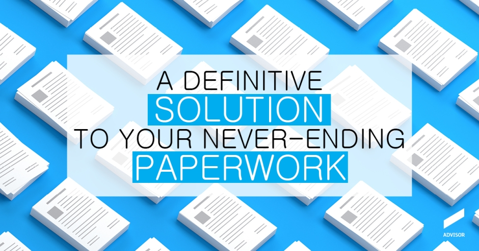 Docswallet: say goodbye to paperwork!