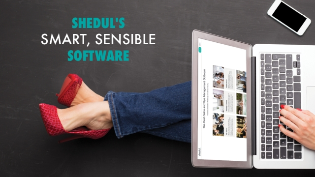 Shedul's smart, sensible software