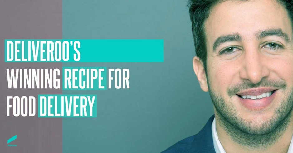 Deliveroo: A winning recipe for food delivery