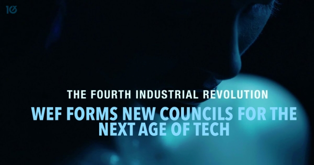 WEF forms new councils for the next age of tech