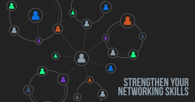 3 tips to polish your networking skills