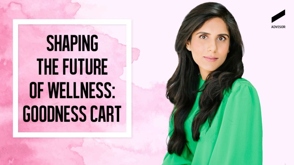 Shaping the future of wellness: Goodness Cart