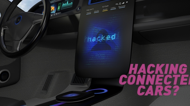 Connected cars are vulnerable to hacking
