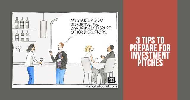 3 tips to prepare for investment pitches