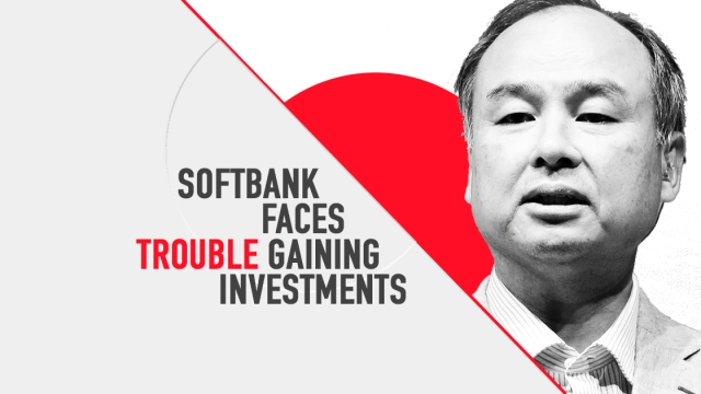 SoftBank faces trouble gaining investments for Vision Fund II