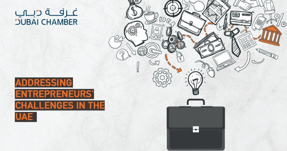Dubai Chamber whitepaper outlines solutions for startup funding challenges