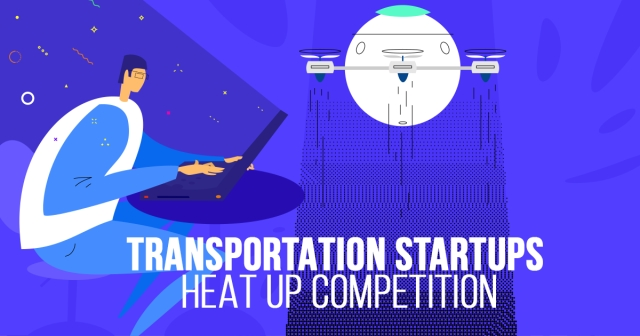 Transportation startups heat up competition