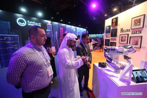 UAE hosts the 'AI Everything' Summit