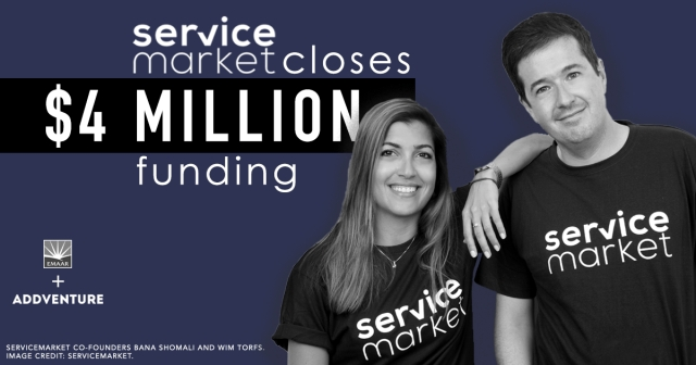 #FundedFounders: In conversation with ServiceMarket