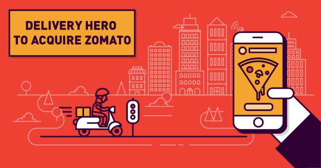 Delivery Hero acquires Zomato's UAE food delivery business