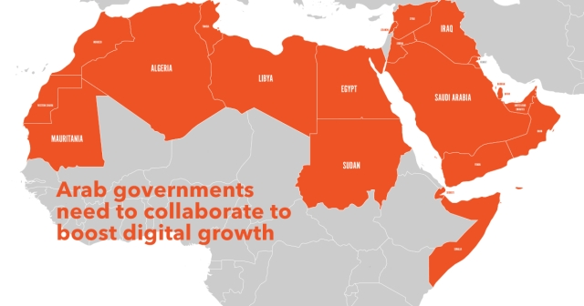 Arab governments need to collaborate to boost digital growth