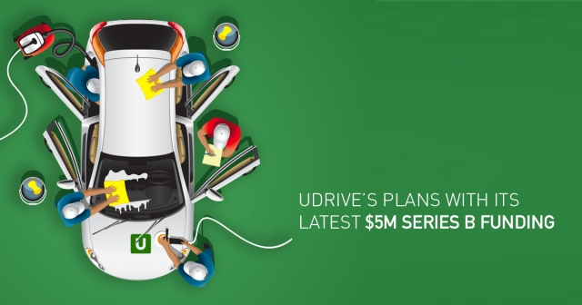 UDrive's plans with its latest $5M Series B funding