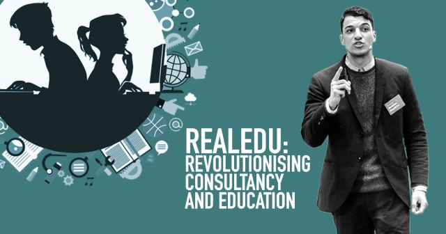 RealEDU: Revolutionising consultancy and education