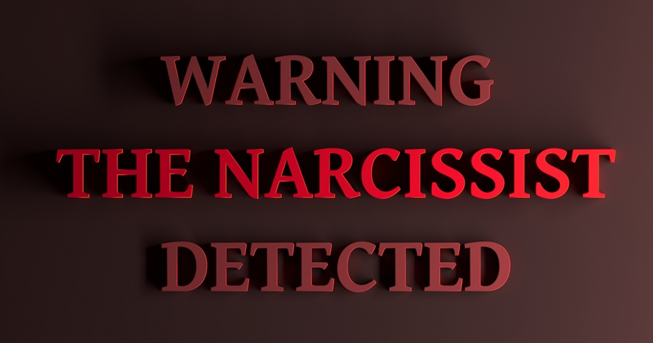 Identify the narcissists in the workplace