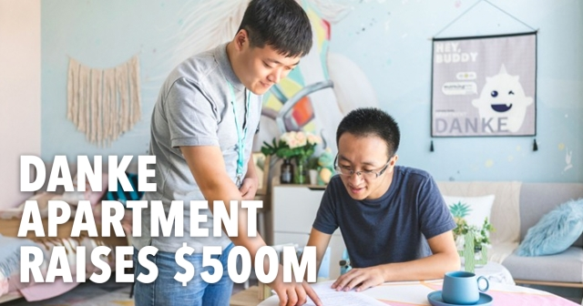 China's Danke Apartment raises $500M