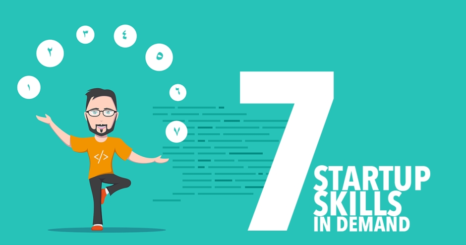 7 skills in demand for MENA startups