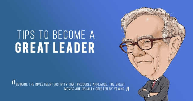 Tips to become a great leader