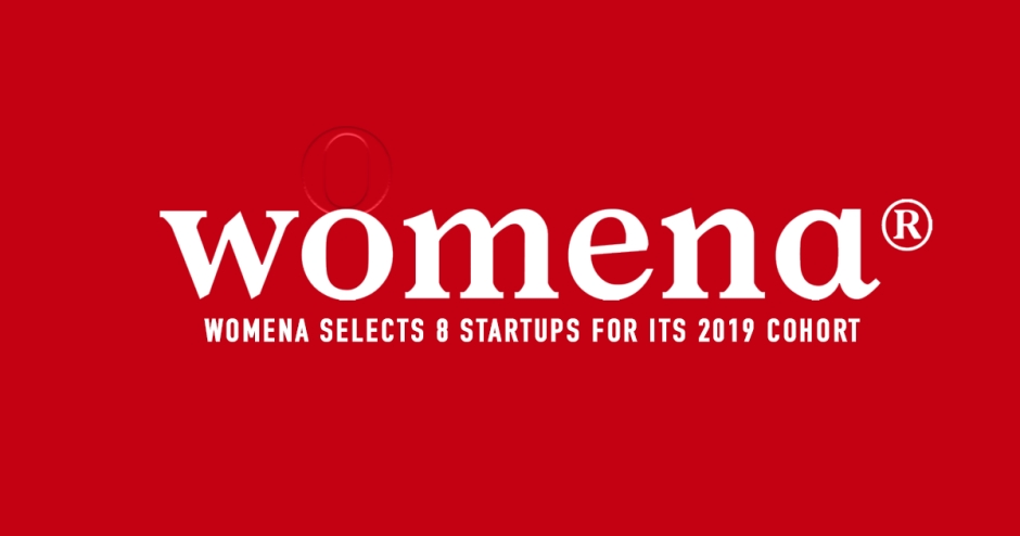 Womena selects 8 startups for its 2019 cohort