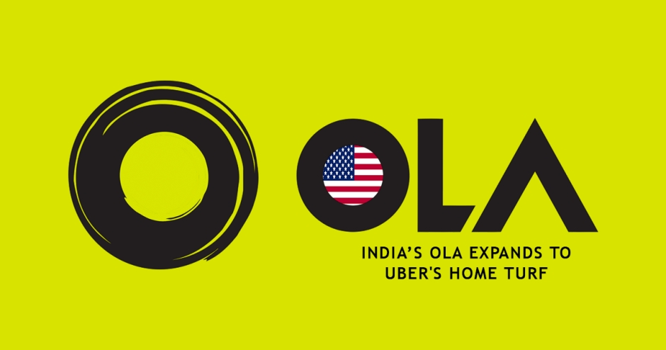 India's Ola expands to Uber's home turf