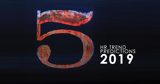 Top 5 trend predictions in human resource management