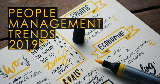 Top people management trends to expect in 2019