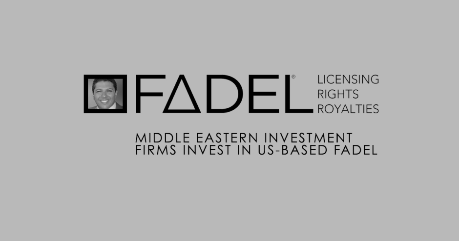 Middle Eastern investment firms fund US-based Fadel