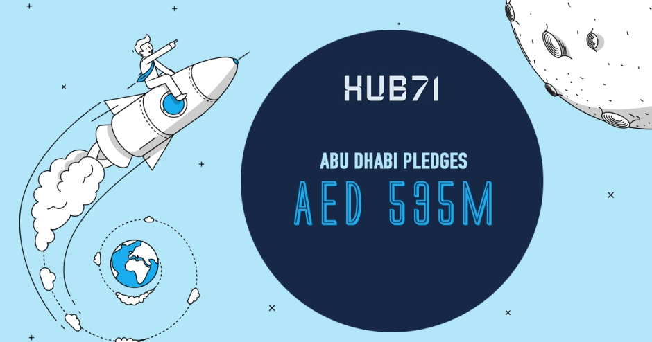 Abu Dhabi pledges AED 535M into startups and VCs at Hub71