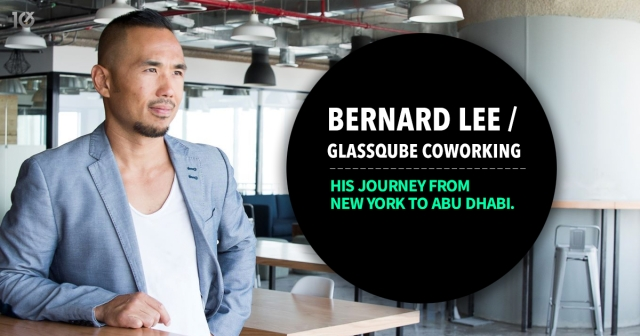 Founder's insights from Bernard Lee of GlassQube Coworking
