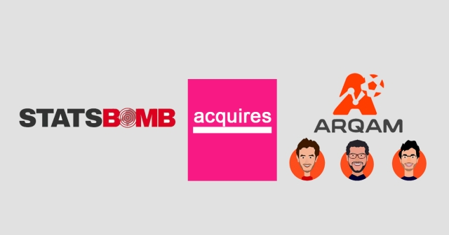 StatsBomb acquires Arqam to offer 2x more data than other providers
