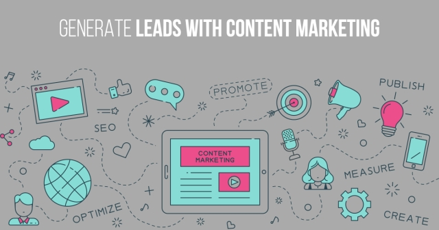 Tips to generate leads with content marketing