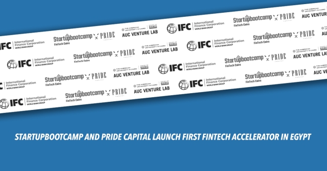 StartupBootcamp & Pride Capital launch first FinTech accelerator in Egypt
