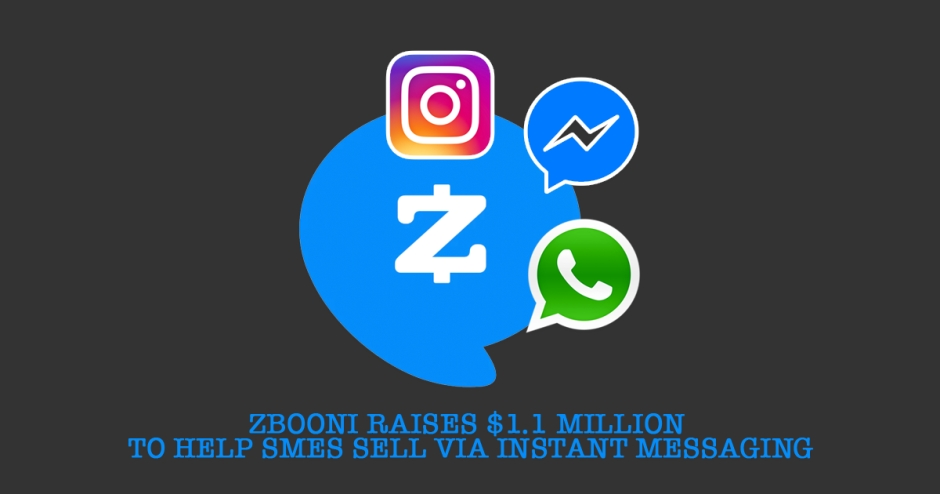 Zbooni raises $1.1 million to help SMEs sell via instant messaging