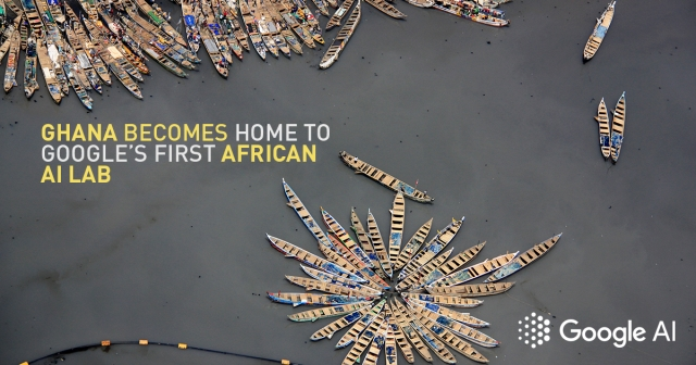 Ghana becomes home to Google's first African AI lab