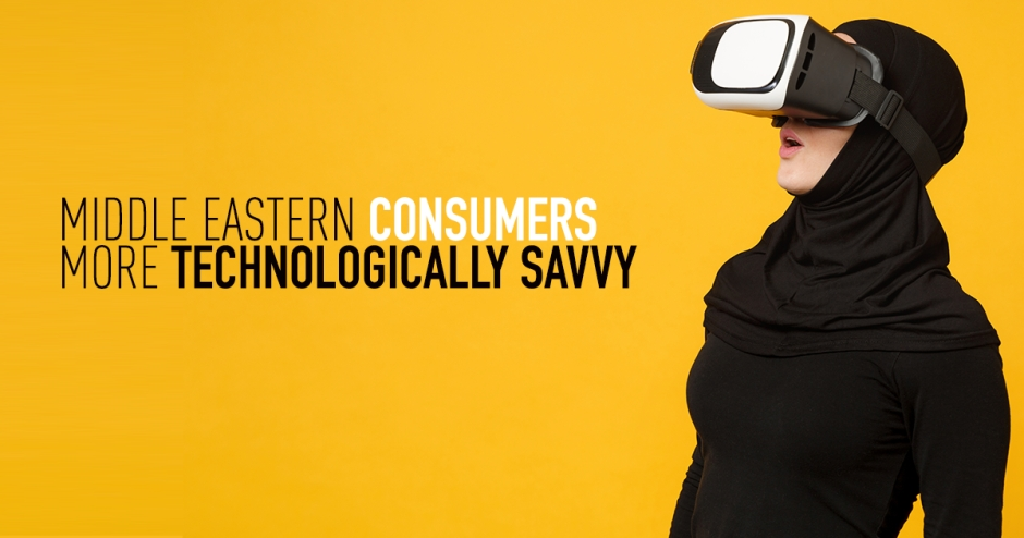 Middle Eastern consumers most tech-savvy in the world