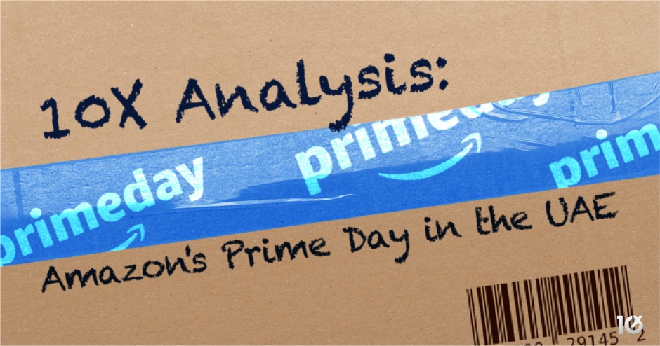 10X Analysis: Amazon's Prime Day in the UAE