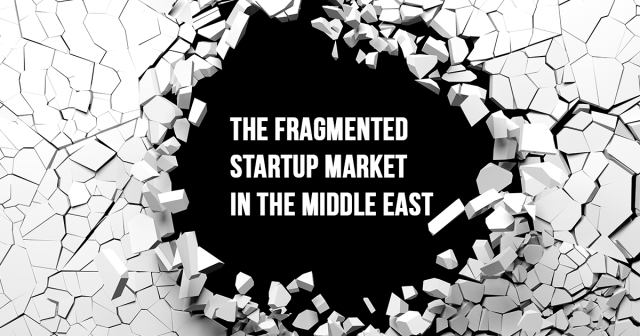 A look at the fragmented startup market in the Middle East