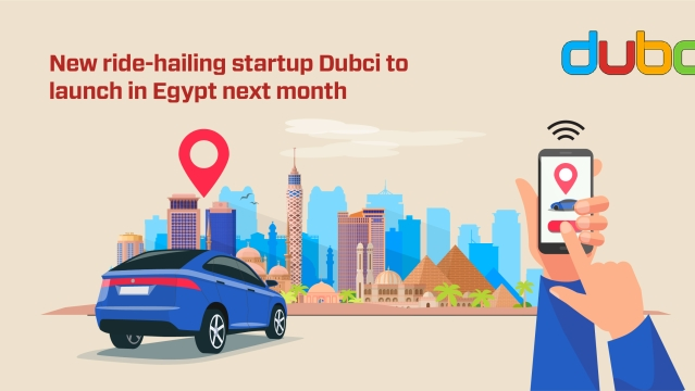 New ride-hailing startup Dubci to launch in Egypt next month