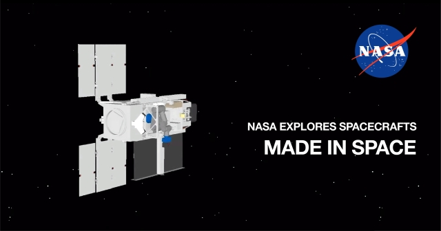 NASA contracts demo of 3D-printing spacecraft parts in orbit